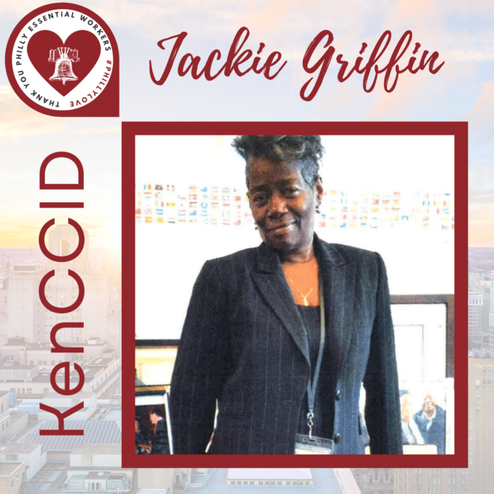 image of Jackie Griffin